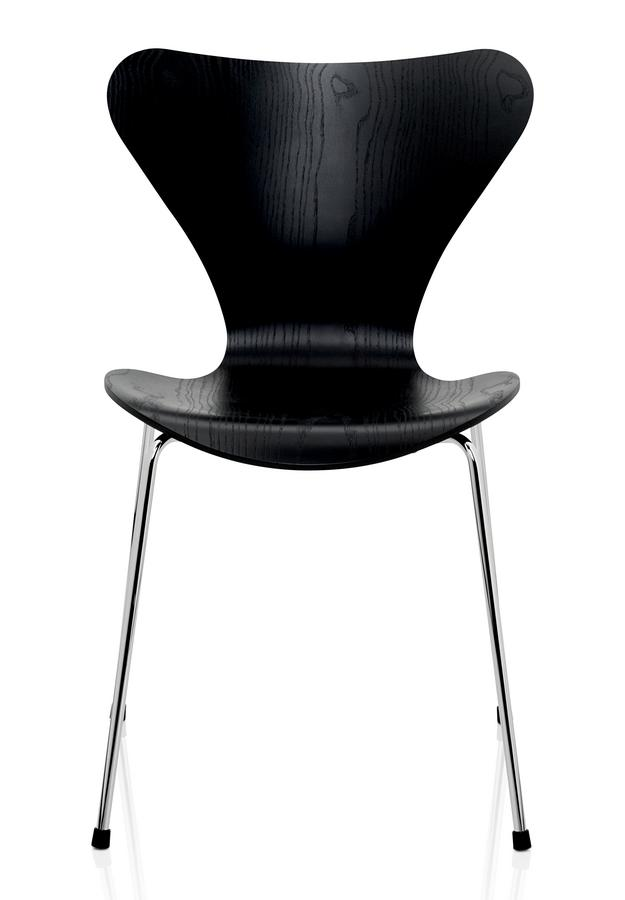 Fritz Hansen Series 7 Chair 3107 By Arne Jacobsen 1955 Designer