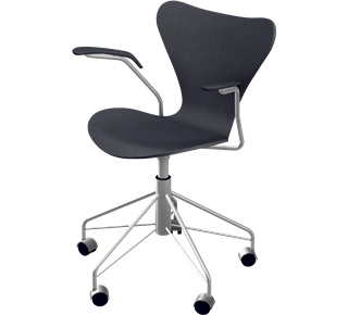 Series 7 Swivel Armchair 3217