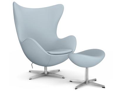Egg Chair Arne Jacobsen Kopie.Fritz Hansen Egg Chair Divina Divina 171 Light Grey With