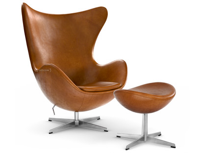 Fritz hansen egg chair by arne jacobsen 1958 designer for Arne jacobsen nachbau