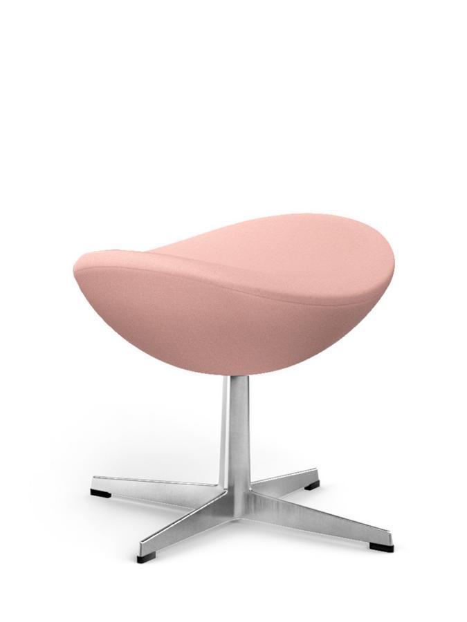 Fritz Hansen Egg Footstool Fritz Hansen Colours Pink By Arne
