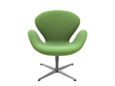 Fritz Hansen Swan Chair By Arne Jacobsen 1958 Designer Furniture