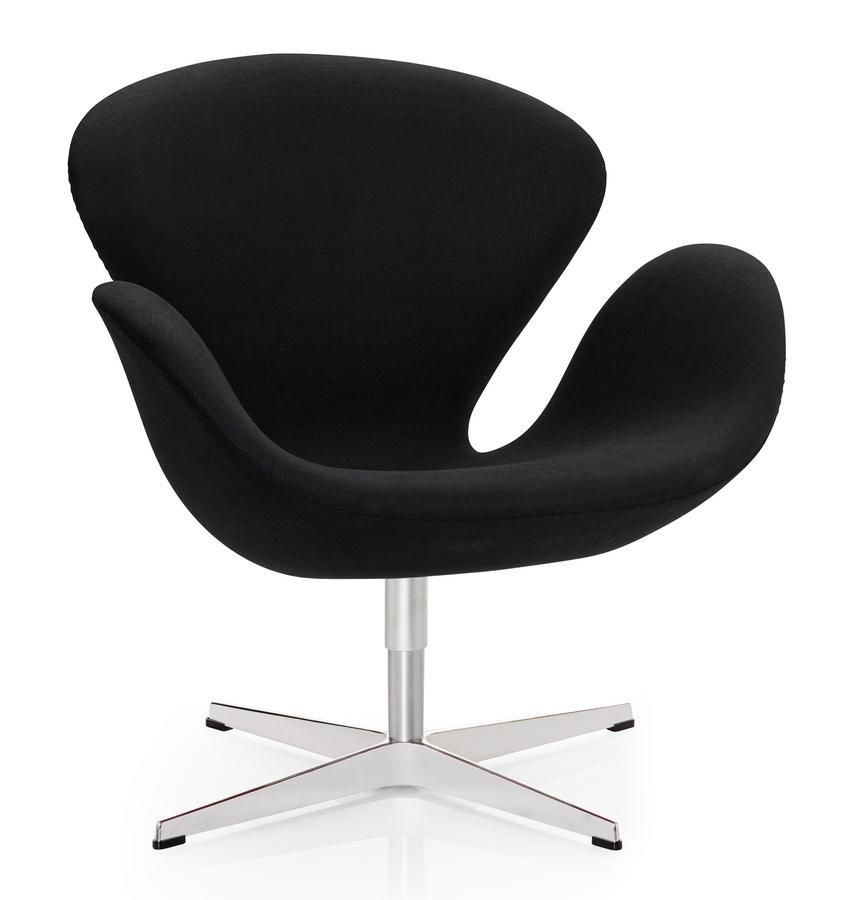 Fritz hansen swan chair by arne jacobsen 1958 designer for Swan chair nachbau