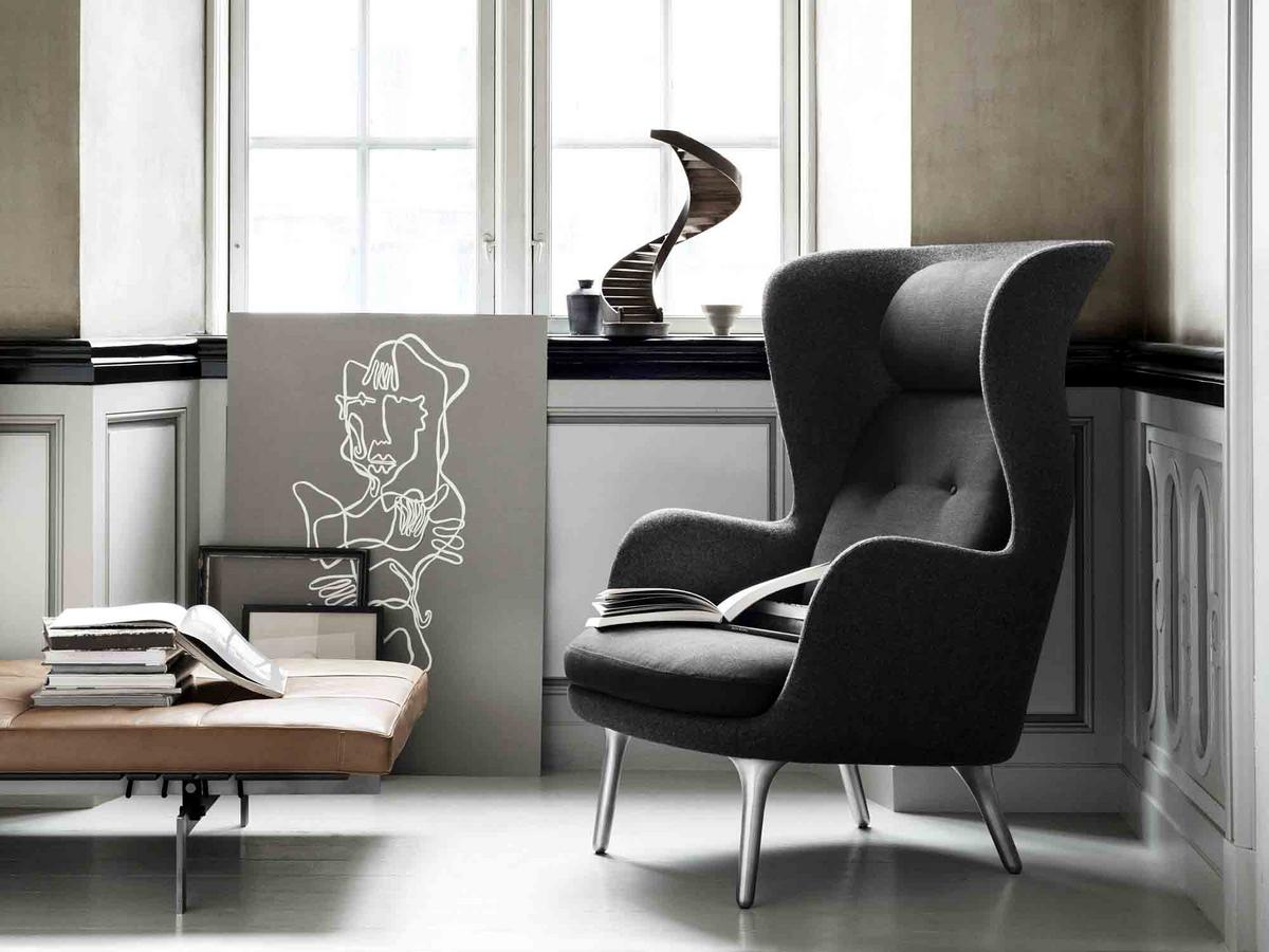 fritz hansen ro by jaime hayon 2013 designer furniture. Black Bedroom Furniture Sets. Home Design Ideas