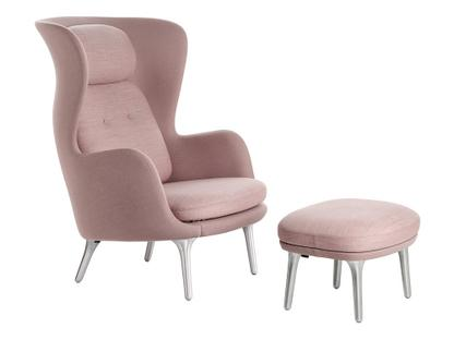 Ro Light pink|With footstool