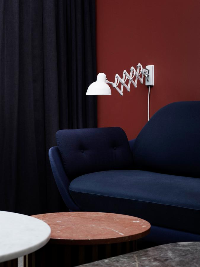 Lightyears By Fritz Hansen Kaiser Idell 6718 Scissor Lamp