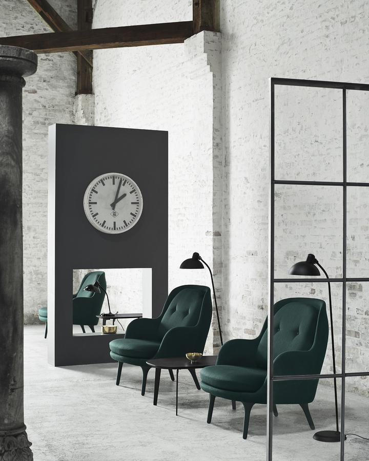 Fritz Hansen Sessel Ro : Fritz Hansen Fri By Jaime Hayon Designer Furniture  Smow