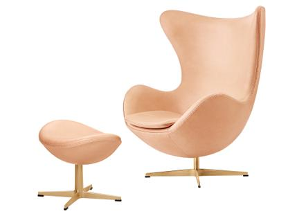 Fantastisch Egg Chair Limited Edition With Footstool.