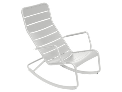 Luxembourg Rocking Chair Steel grey