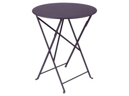 Bistro Folding Table round