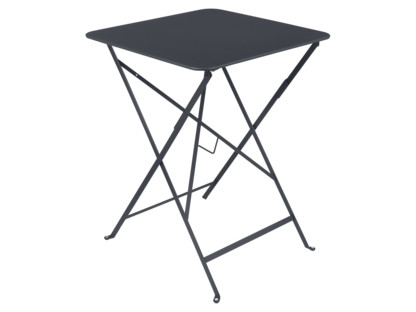 Bistro Folding Table rectangular H 74 x W 57 x D 57 cm|Anthracite