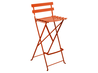 Bistro Bar Stool Carrot