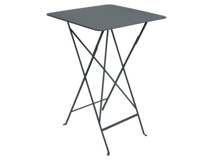 Bistro Bar Table Storm Grey