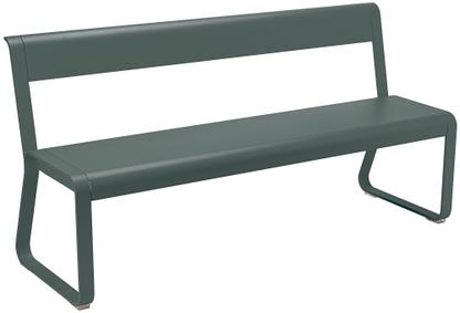 Bellevie Bench with Back