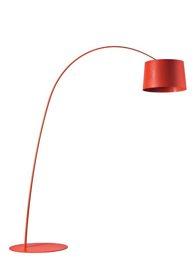 Stehlampe clipart  Foscarini Twiggy Terra, Crimson by Marc Sadler, 2006 - Designer ...