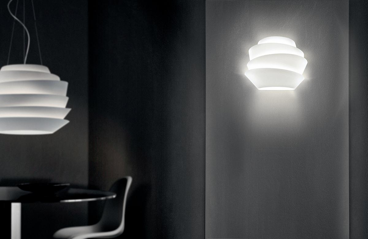 foscarini le soleil parete by vicente garcia jimenez 2013. Black Bedroom Furniture Sets. Home Design Ideas