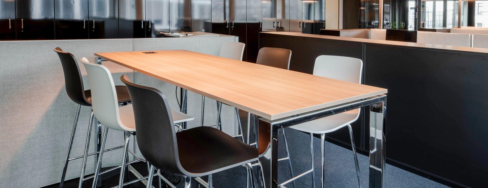Meeting area TKM Global, Hamburg