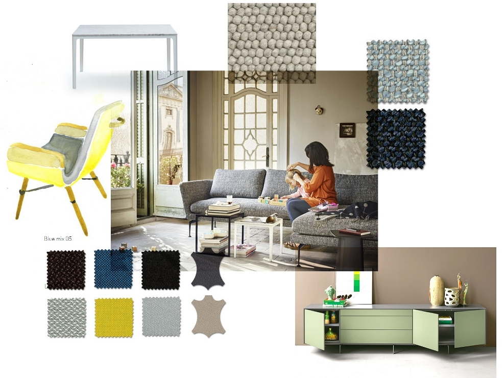 Individual furnishing consultation