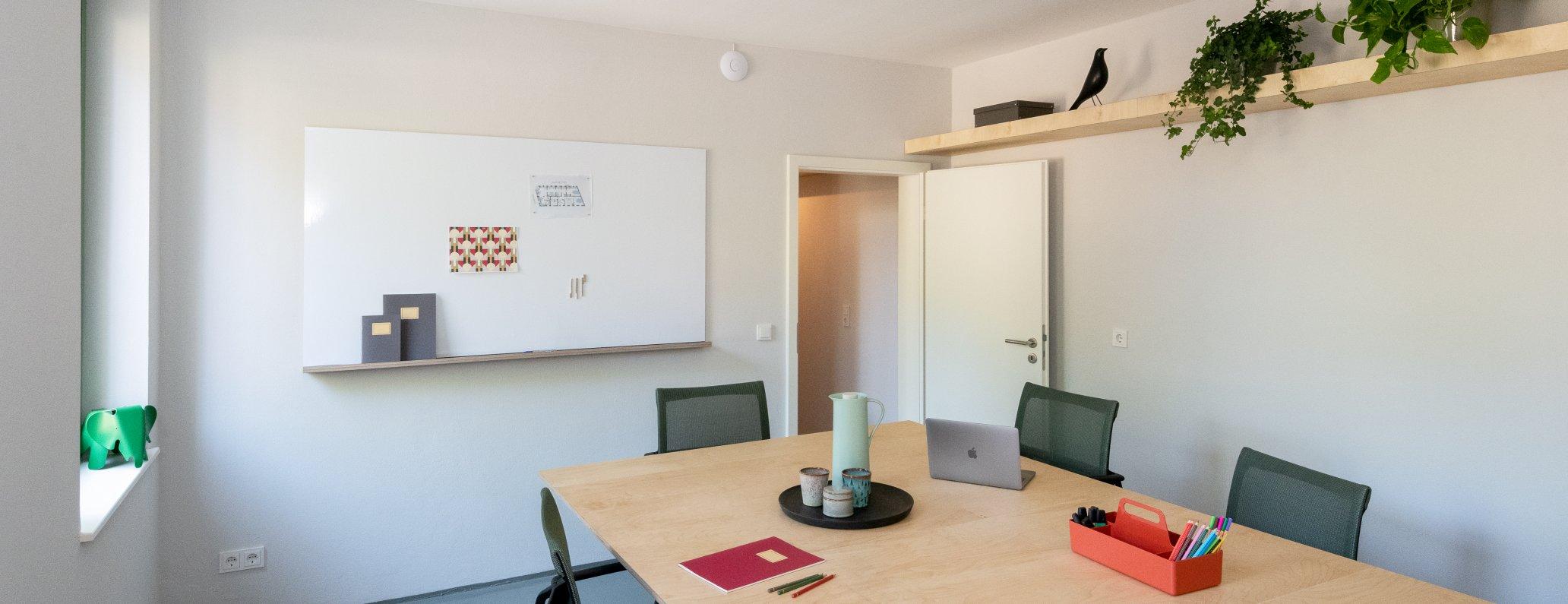 Meeting room Ohja GmbH, Leipzig