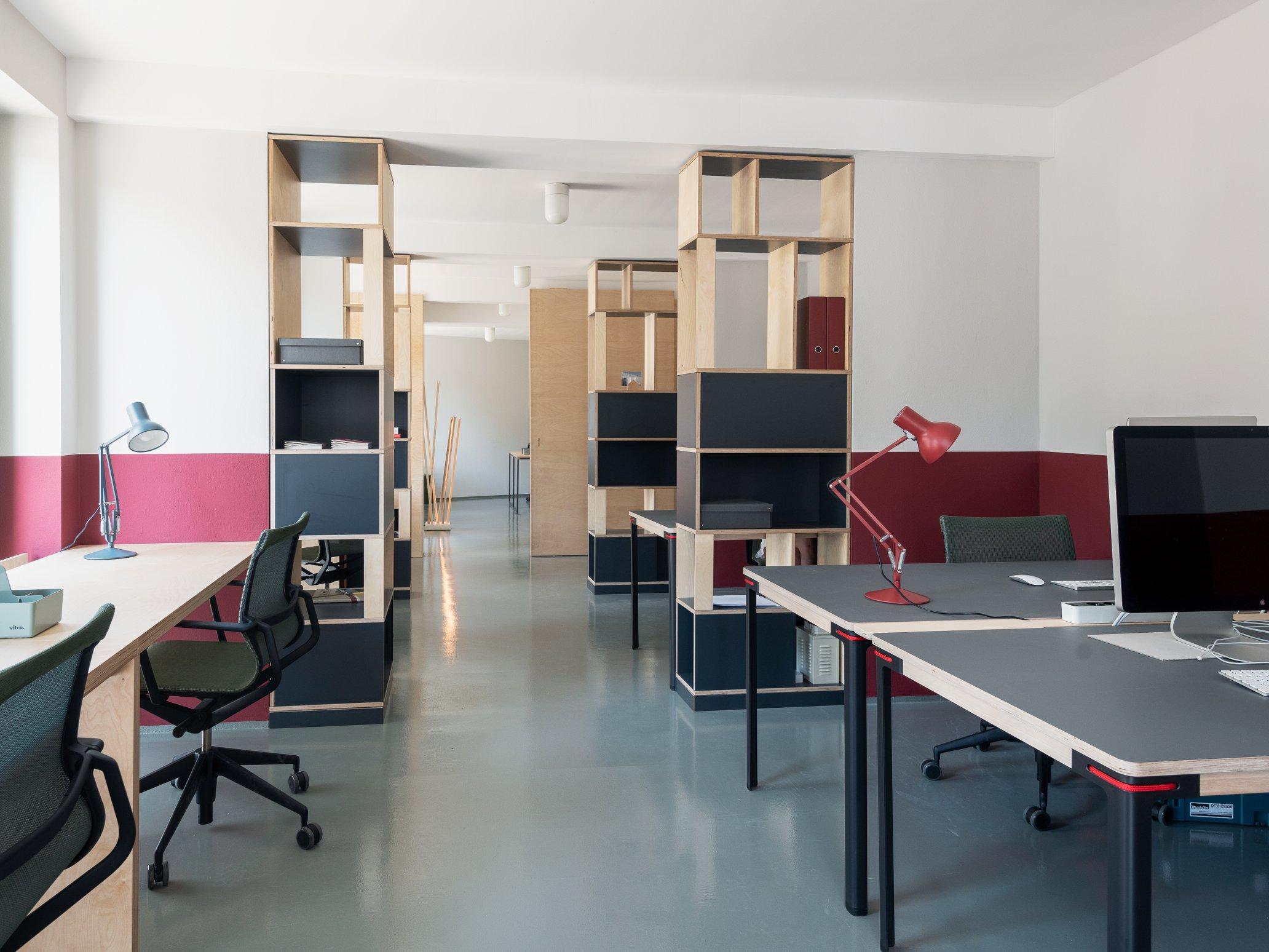 Workplaces Ohja GmbH, Leipzig