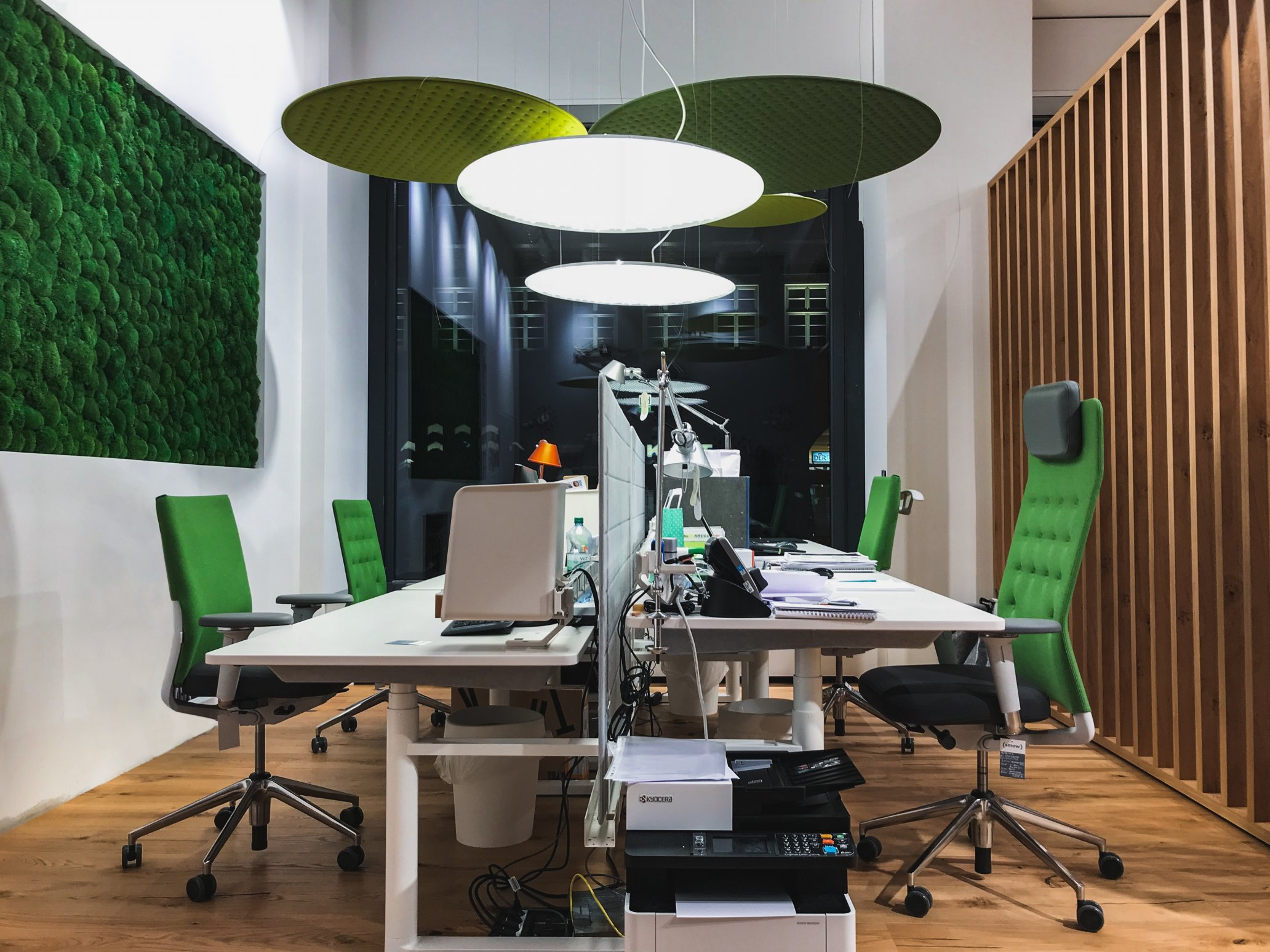 effective measures for reduced office noise acoustic enhancers