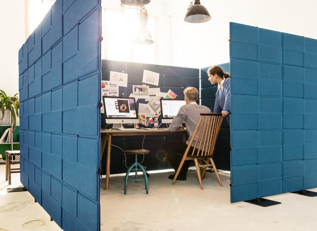 effective measures for reduced office noise USM Privacy Panels