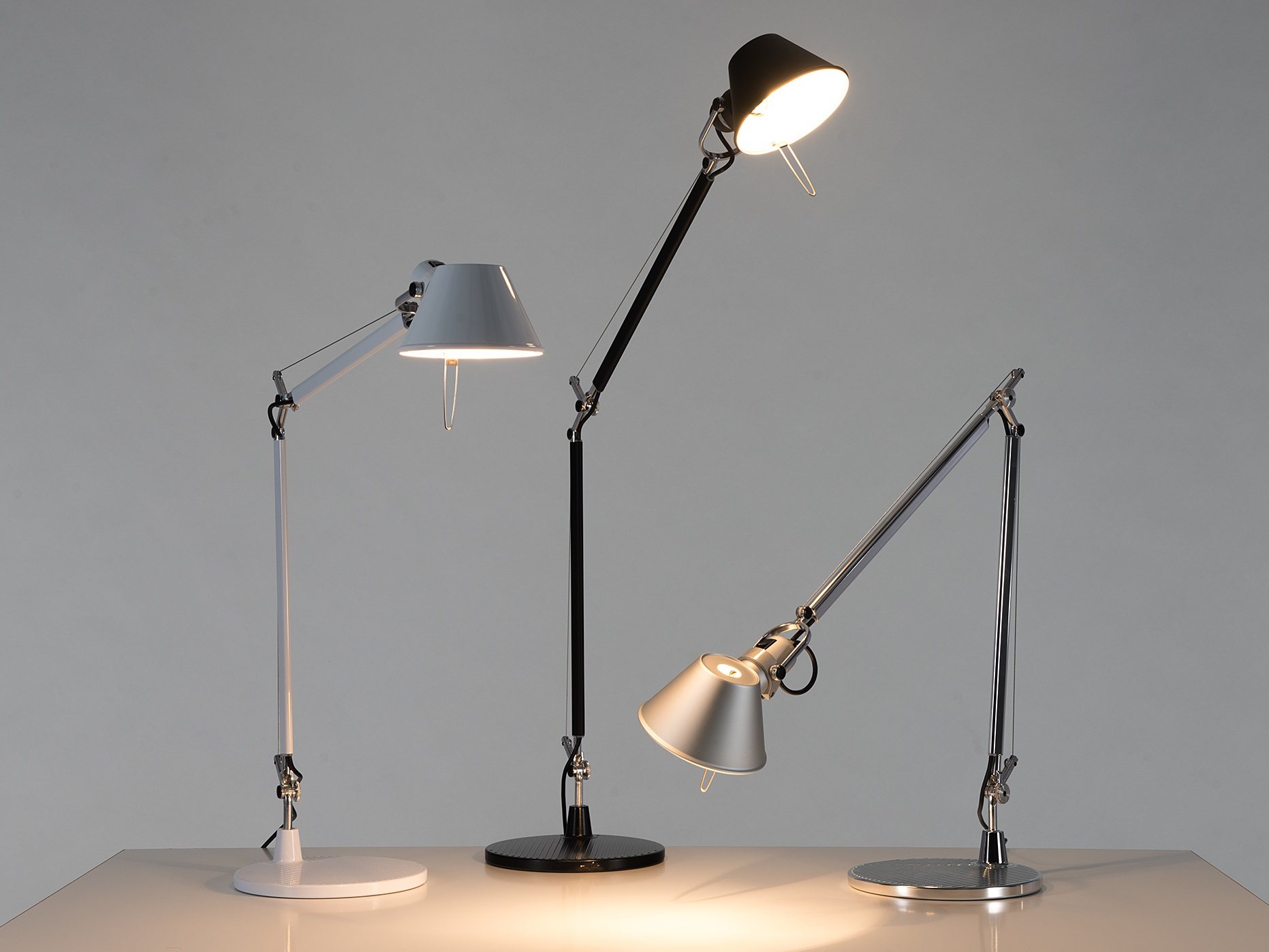 Ergonomics - the most important questions & answers adjustable lamps Artemide