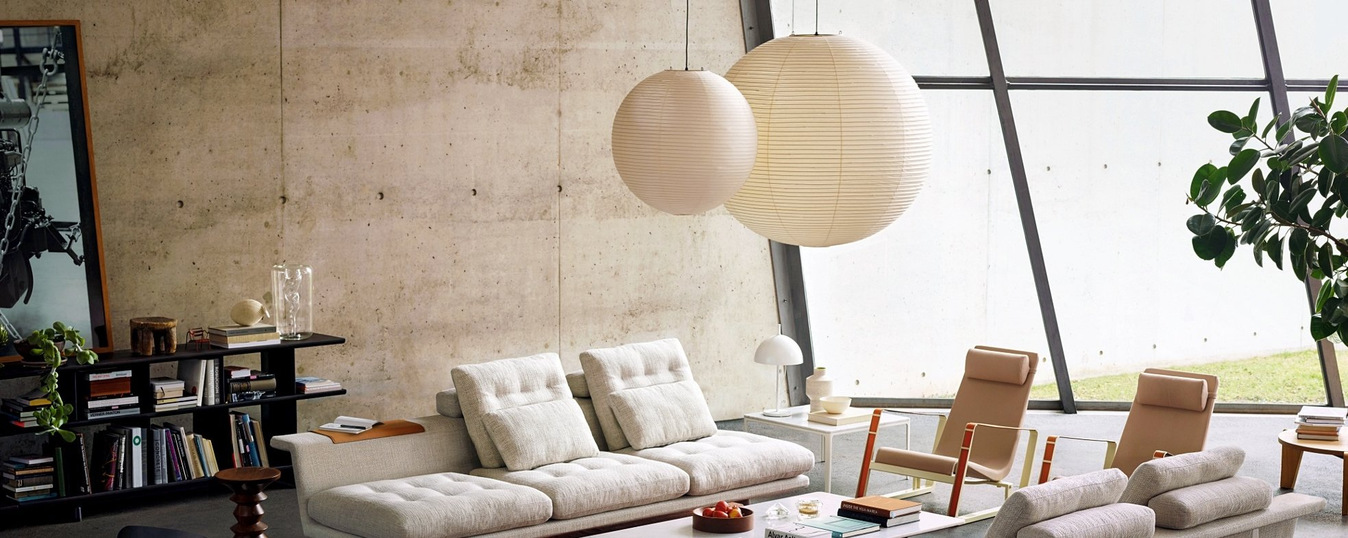 Light trends for the living room
