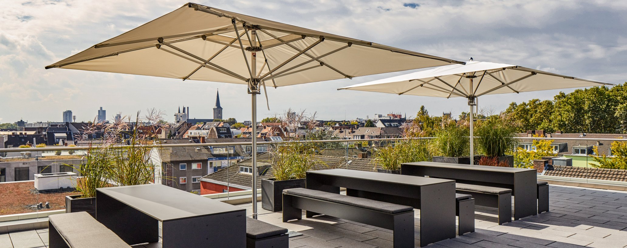 Grandcentrix Köln Open Space