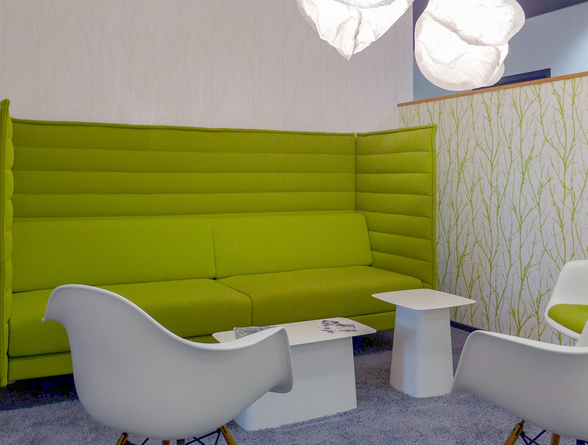 iDiv Leipzig Lounge