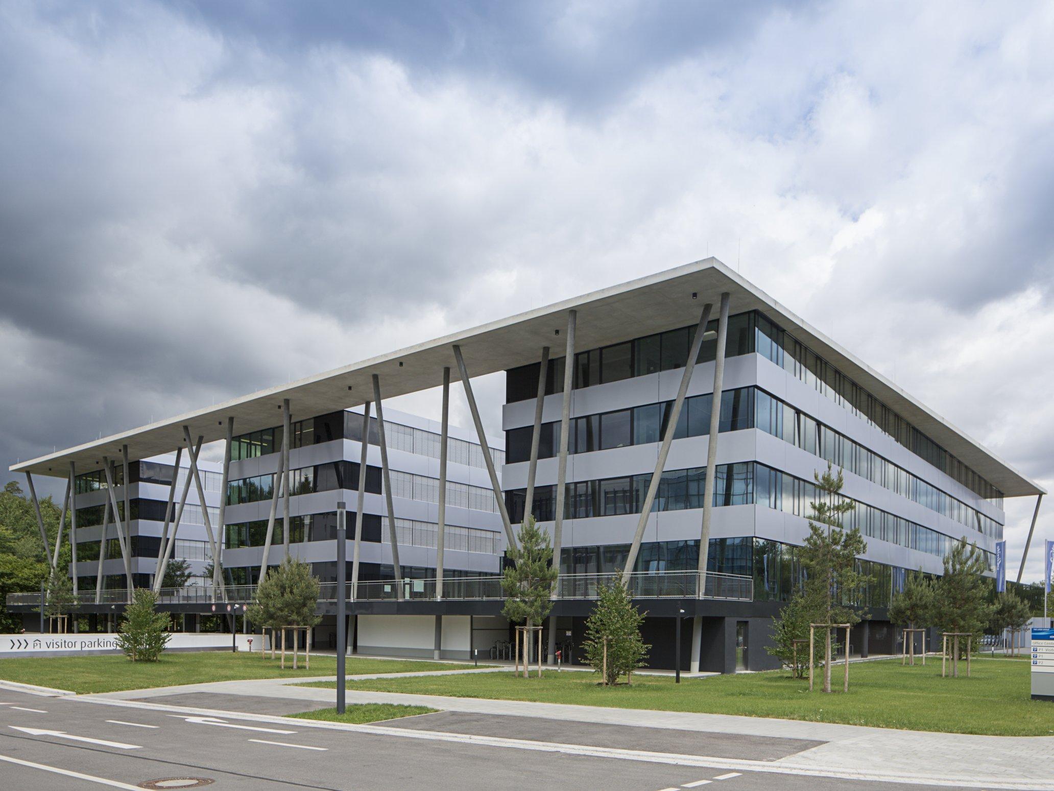 Linde Munich Building