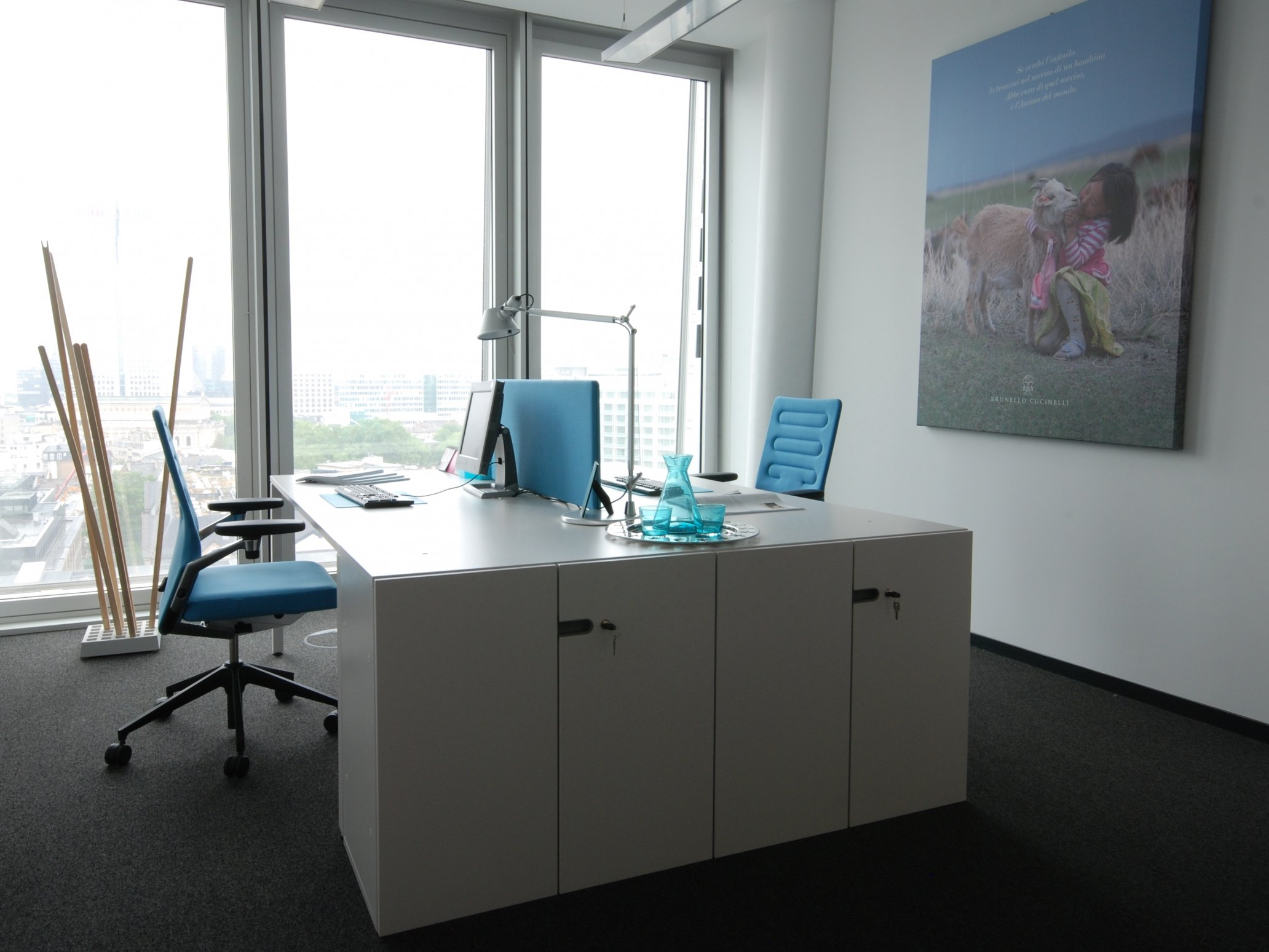 Nextower Frankfurt Office