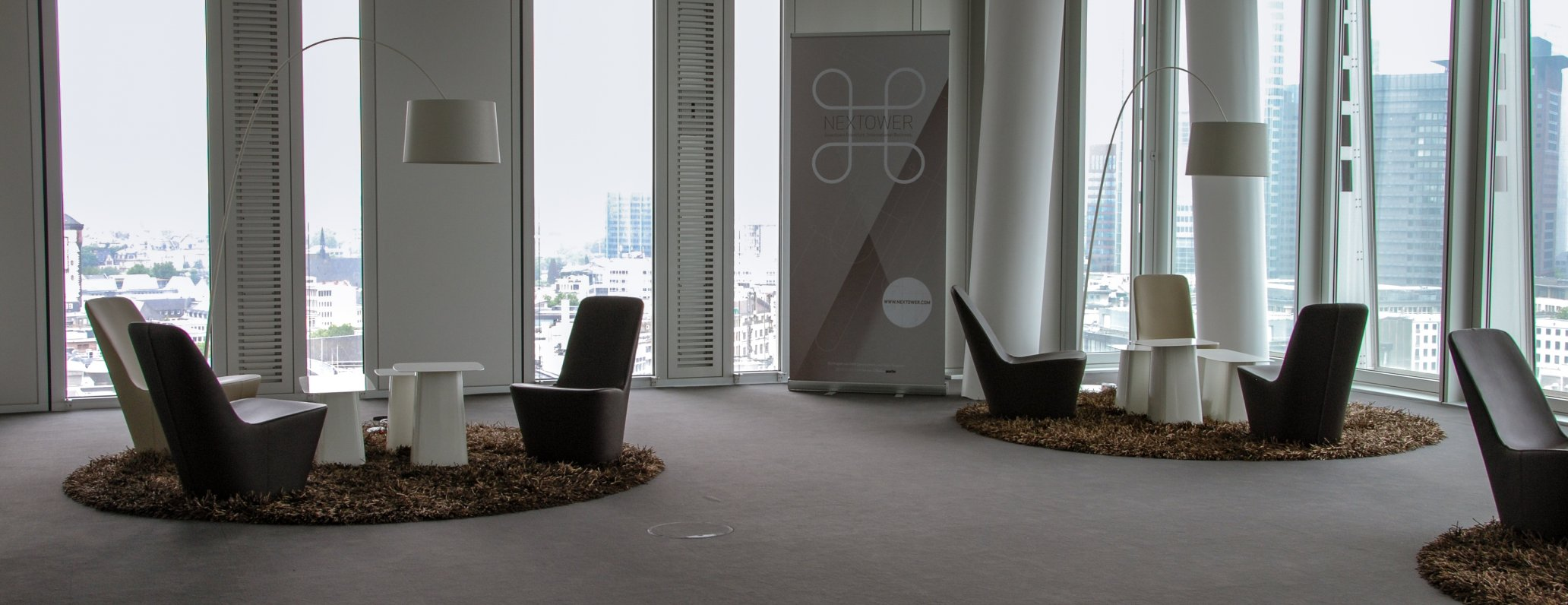 Nextower Frankfurt social space