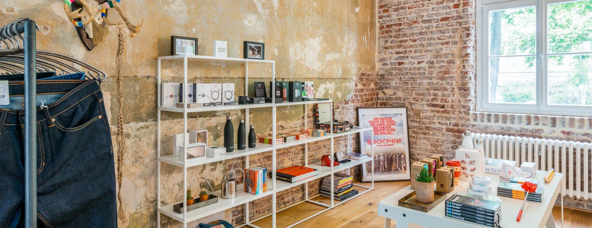 P4 Marketing Düsseldorf Presentation Space