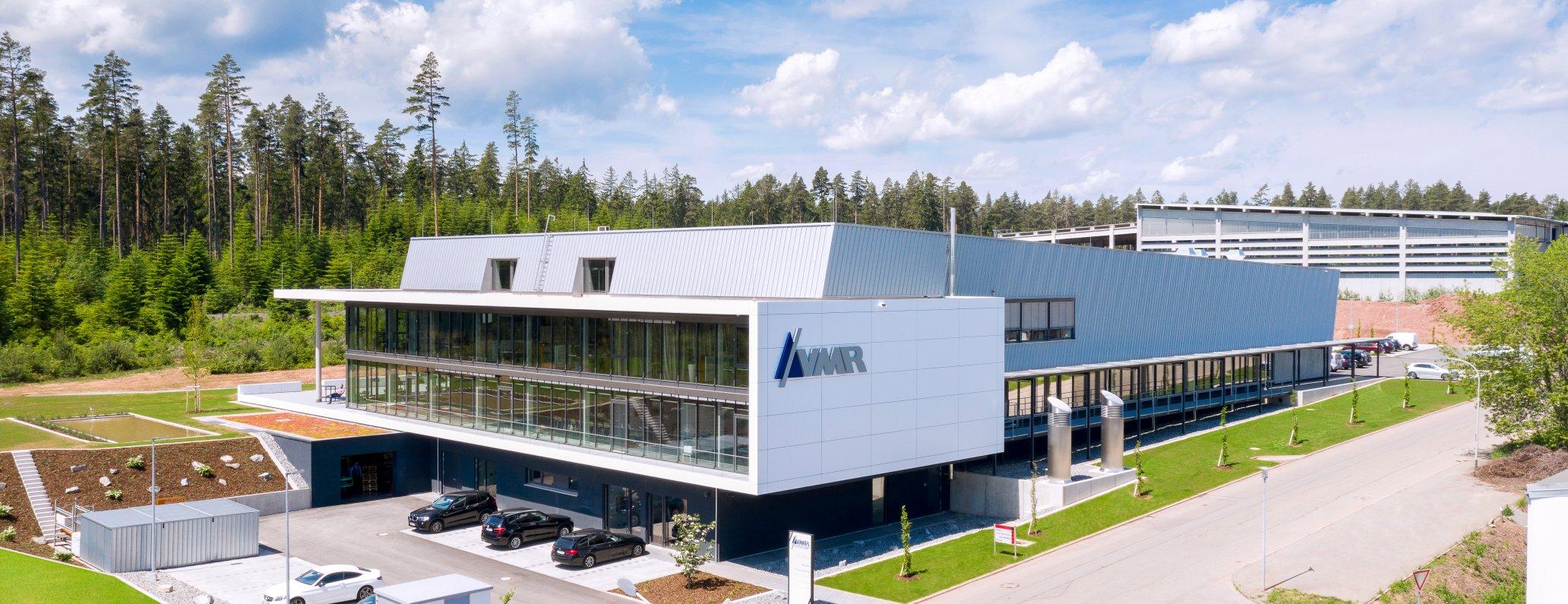 Exterior view Headquarters VMR, Mönchweiler