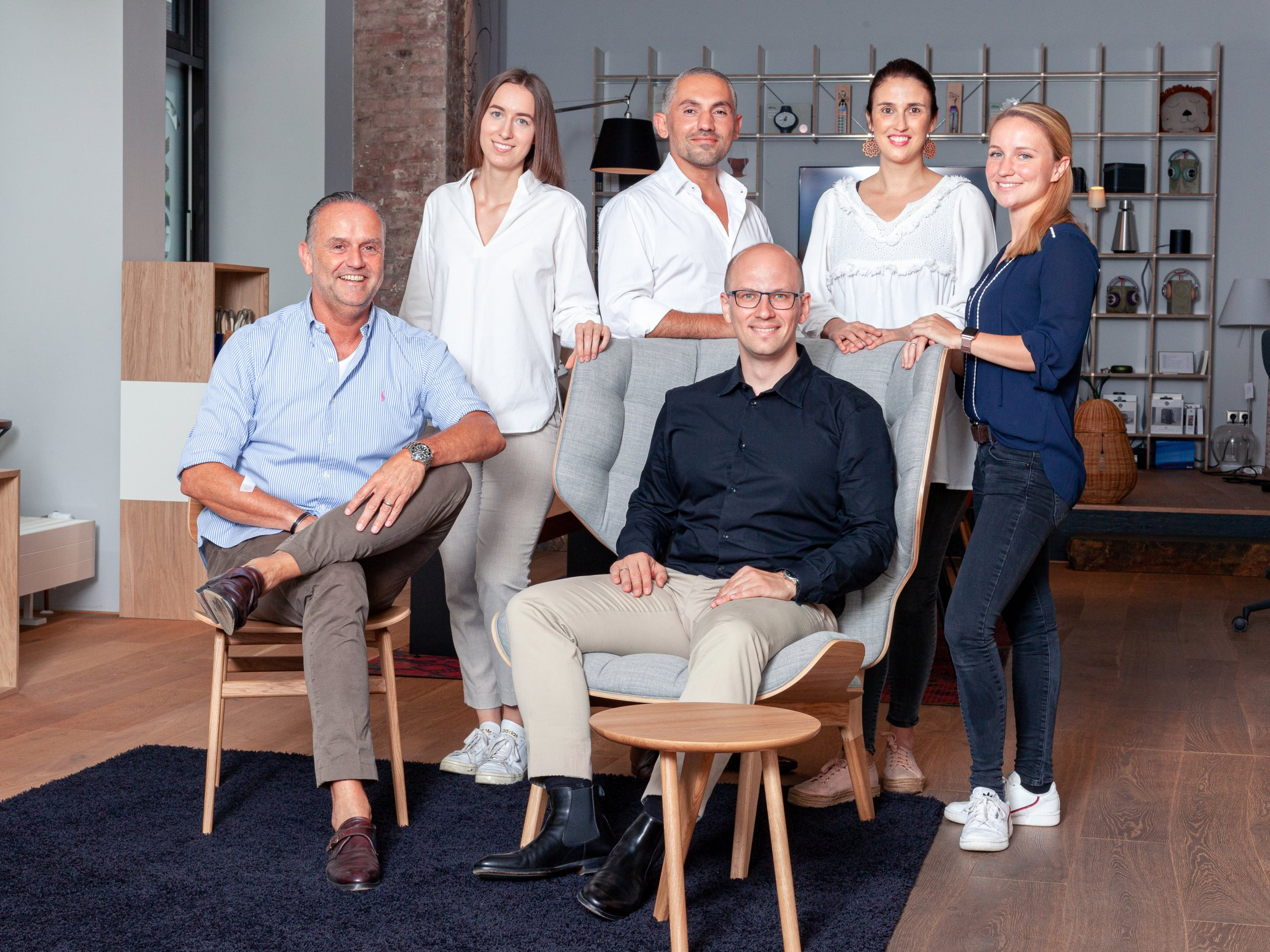 The smow Düsseldorfer team