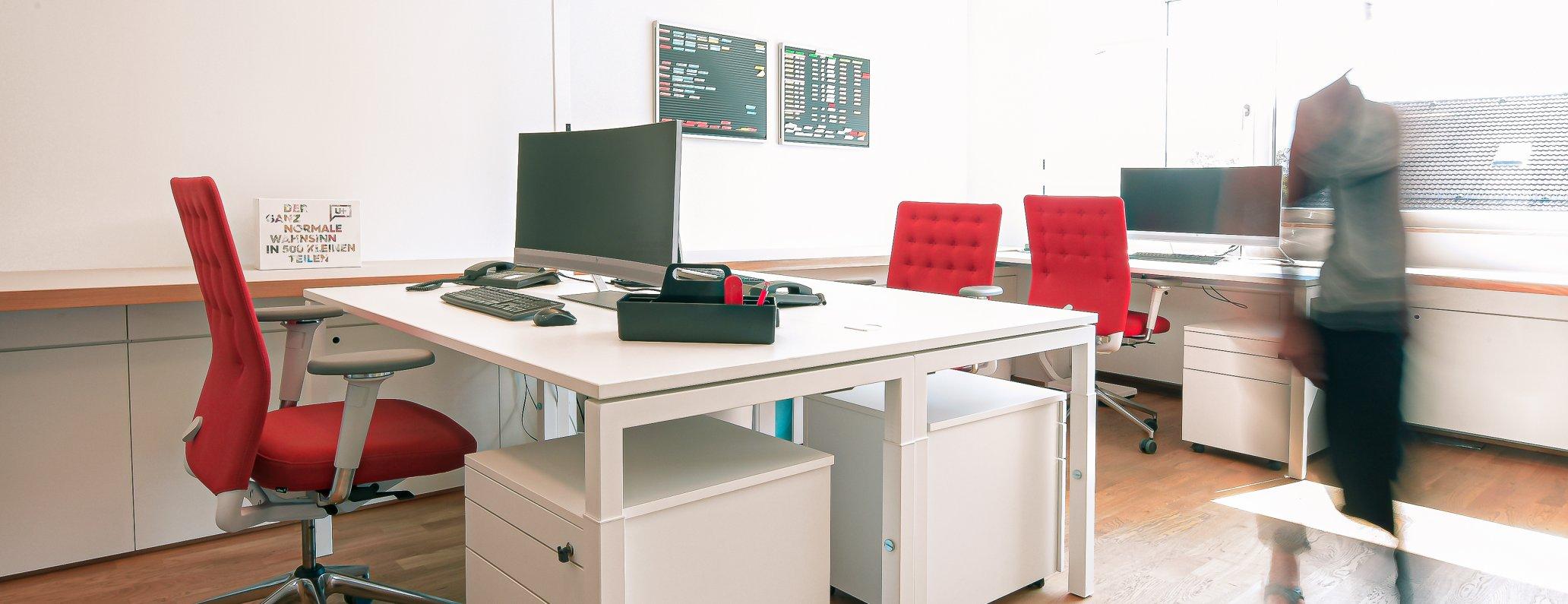 Office solution, Stuttgart