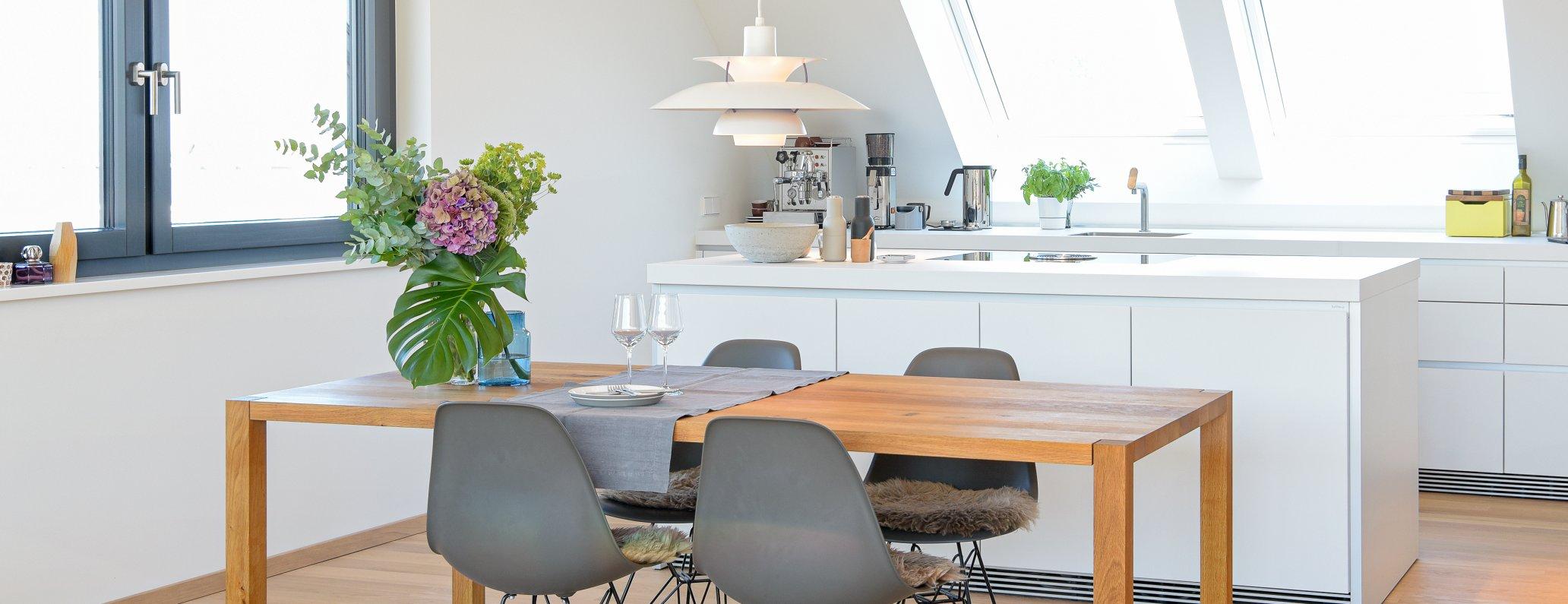Open kitchen, Stuttgart