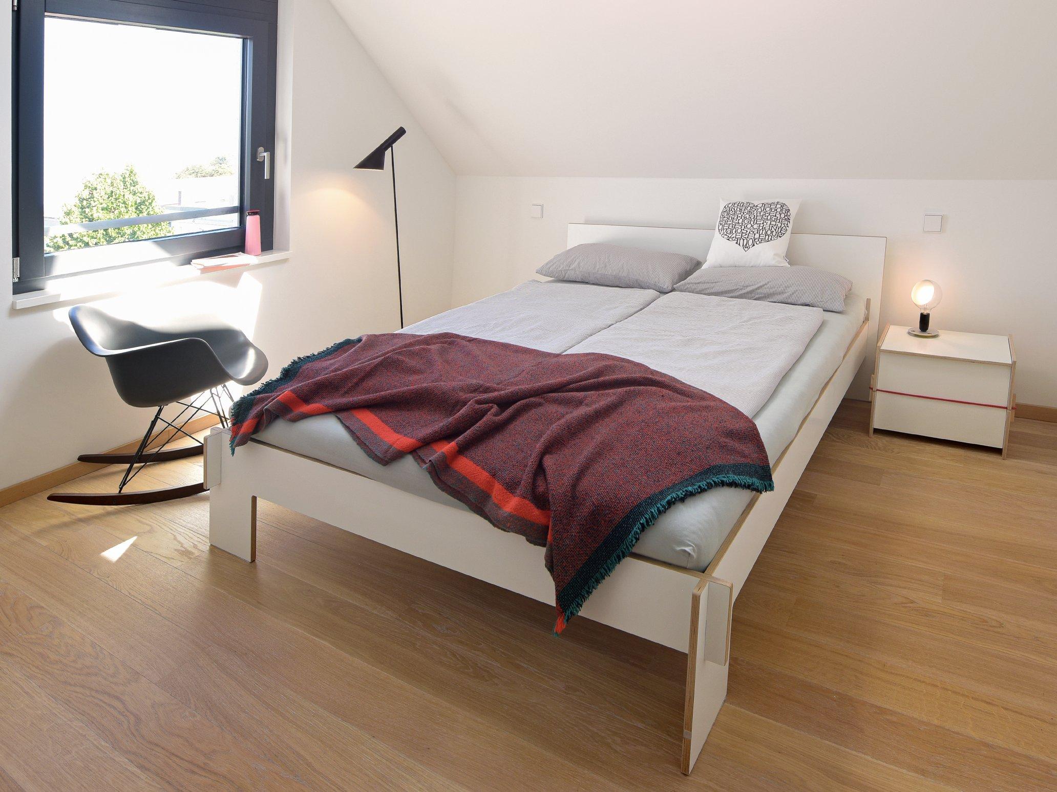 Bedroom interior, Stuttgart