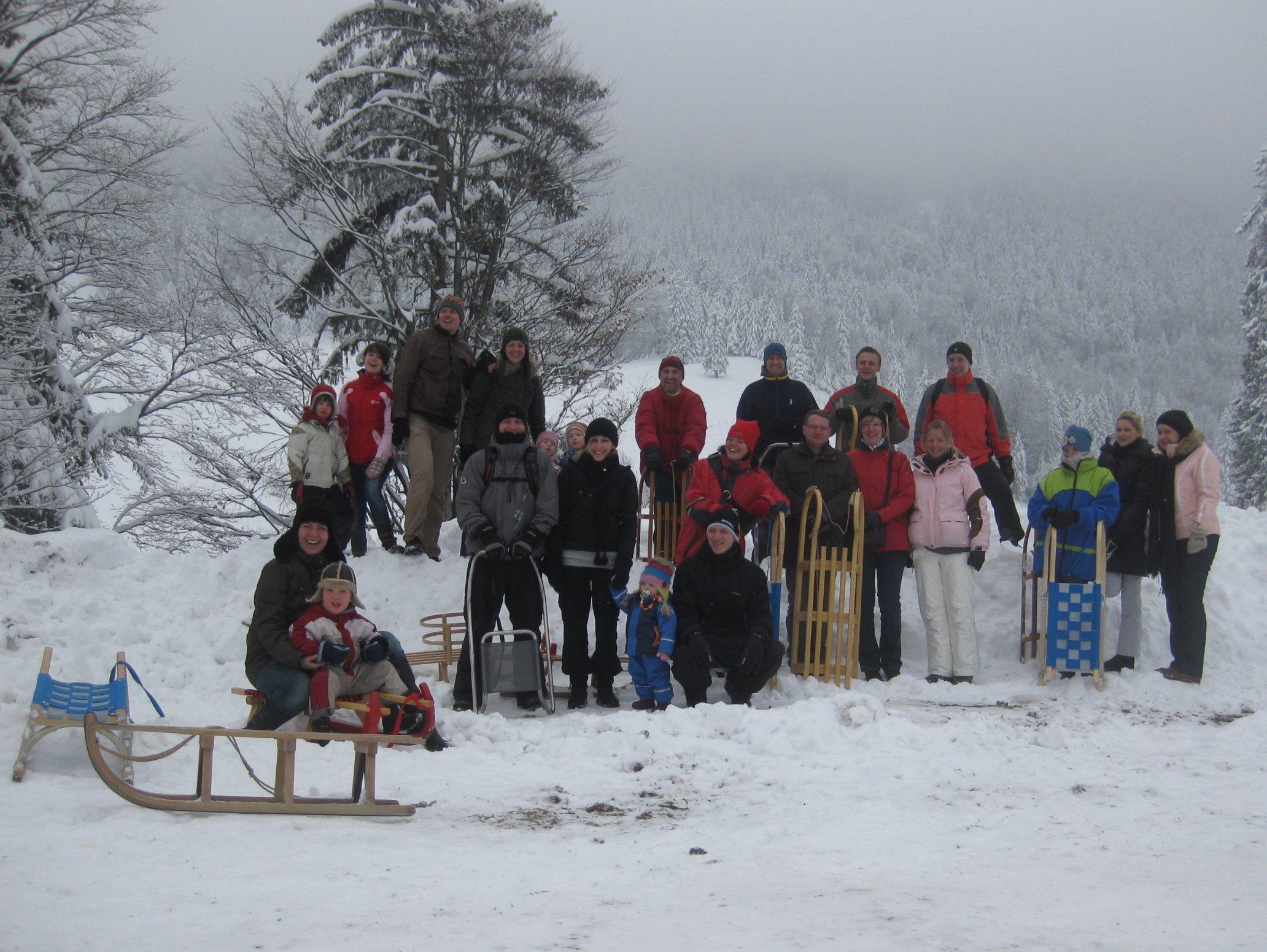 smow meets snow: 2010
