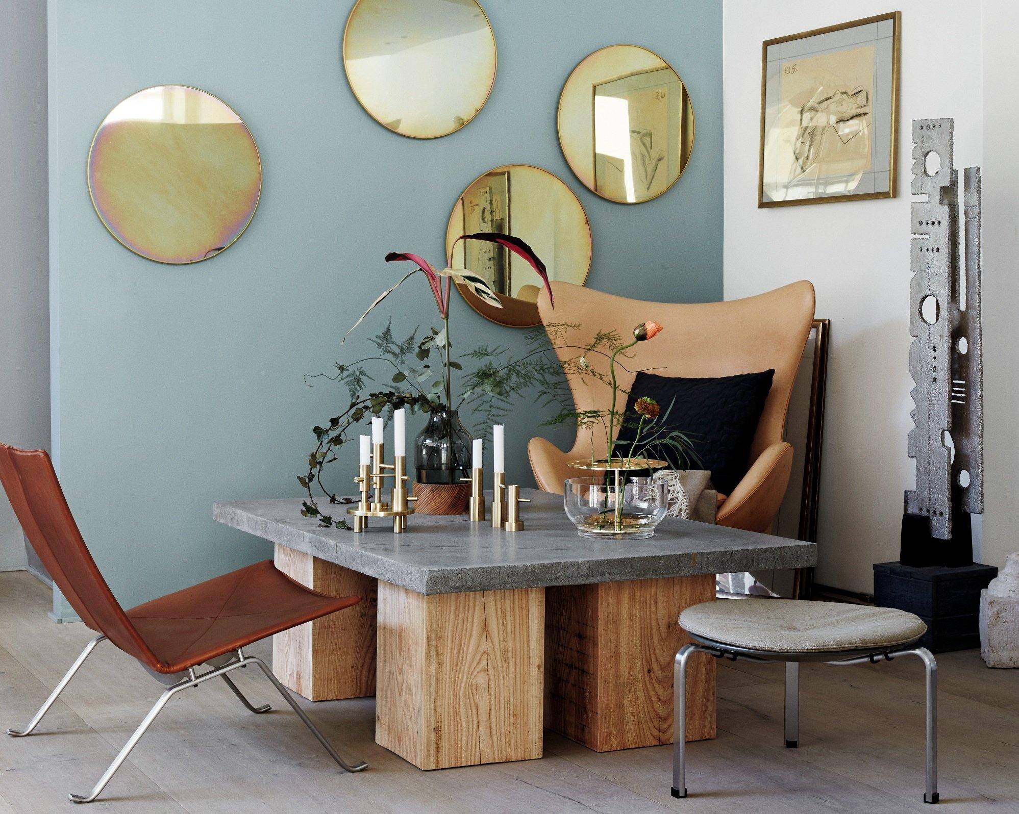 Domestic Interiors Fritz Hansen