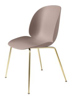 Beetle Dining Chair Sweet pink|Brass
