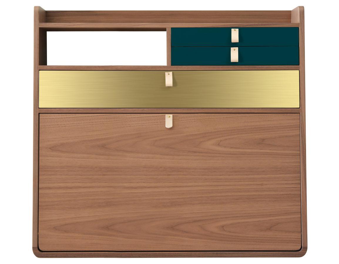 secretary danish teak artifacts products desk arroyo dsc
