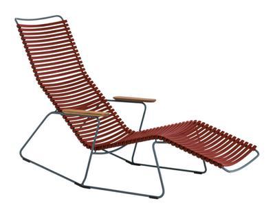 Click Deck Chair tiltable