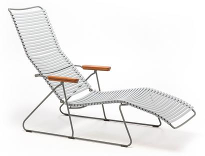 Click Deck Chair Grey