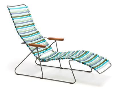 Click Deck Chair Multicolor 2
