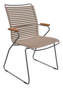 Click Chair Tall Sand