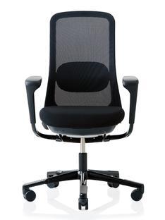 SoFi 7500 Mesh Black|With armrests