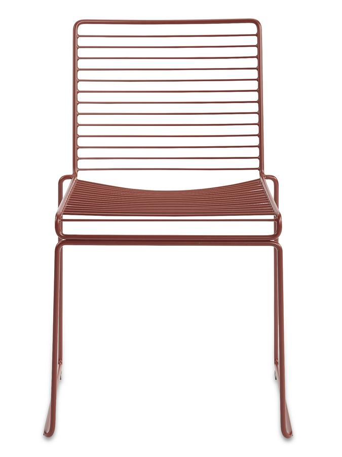 Hay Hee Dining Chair Rust By Hee Welling Designer Furniture By