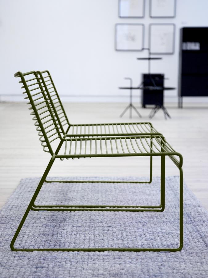 Hay Lounge Stoel.Hee Lounge Chair